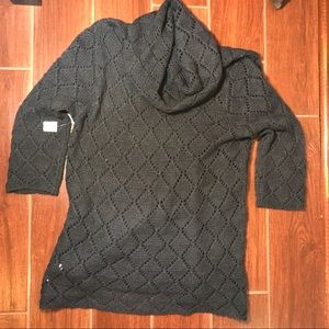 NWT Old Navy Open Weave Sweater Size XL